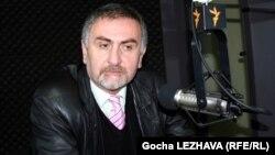 Адвокат и правозащитник из Тбилиси Гела Николаишвили