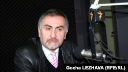 Грузинский политолог Гела Николаишвили