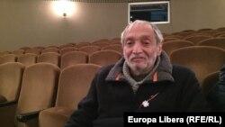 Iuri Harmelin în Teatrul de la Tiraspol