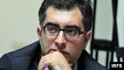 Глава Центра мониторинга выборов и обучения демократии Анар Мамедли, 2011