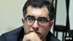 Azerbaijan -- Anar Mammadli, NGO activist, arrested after the presidential elections
