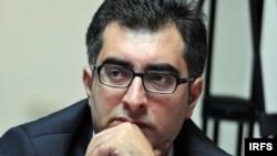 Азербайджанский правозащитник Анар Мамедли