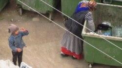 Türkmenistanda zibil dörýän, dilegçilik edýän aýallary, çagalary has köp görse bolýar