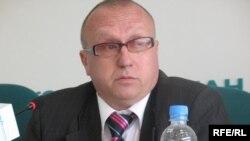 Сергей Злотников, исполнительный директор фонда «Транспаренси Казахстан». Алматы, 19 мая 2009 года.
