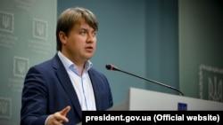 Андрій Герус був представником президента в Кабінеті міністрів з травня