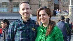 گفتوگو با ویدا مهراننیا، همسر احمدرضا جلالی