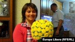 Flori confecţionate de Irina