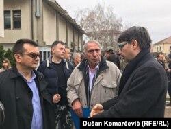 Novinar Milan Jovanović, Grocka, 20. mart 2019.