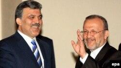 آقای متکی صبح روز چهارشنبه با رجب طیب اردوغان دیدار کرده بود.