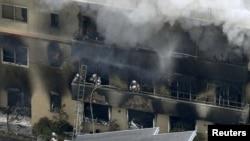 Жертвами пожежі стали 34 людини