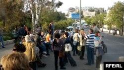 اعتراض فلسطینیها به خانهسازی بیشتر در اراضی اشغالی