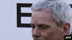 Офіційний речник сайту WikiLeaks Крістінн Храфнссон