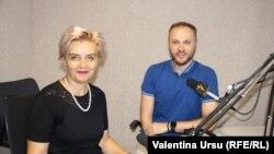 Mariana Țăranu și Vitalie Guțu