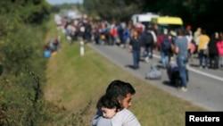 Izbjeglice kod Botova