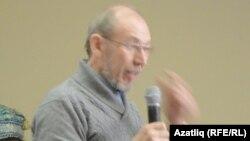Галим Дамир Исхаков сөйли