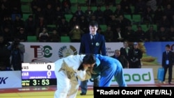 "Tajikistan, Dushanbe city, International judo competation organised by ""Vastan"" club,29November2015"