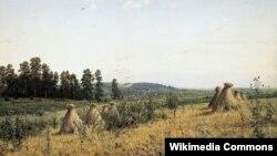 Іван Шышкін, «Палесьсе» (1884)