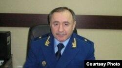 Дагъистаналъул прокурор Шахнавазов Рамазан