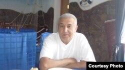 Председатель Крымского республиканского общества казахов «Бирлик» Мэлс Тайжанов.