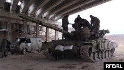Украінскае войска падчас абароны аэрапорту