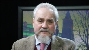 Russia -- Russian historian, theologian and political scientist Andrey Zubov