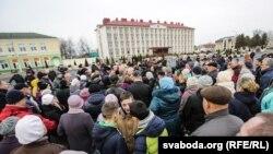 La protestele din Belarus