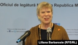 Adjuncta secretarului-general Nato, Rose Gottemoeller