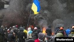 """Евромайдан"", 22-январь 2014-жыл"