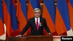 Армения президенті Серж Саргсян