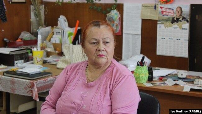 Надежда Арсеничкина