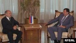 Valentin Inzko i Milorad Dodik, fotoarhiv