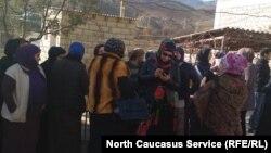 Жители села Рахита, Дагестан
