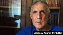 Юрий Добрушкин, житель Алматы, видевший аварию 19 июня 1968 года в Алматы.