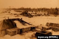 Mustafa Kadırov yaşağan Ural barakları