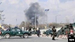 بیمارستان سرداد محمد داوودخان در کابل در نزدیکی سفارت آمریکا قرار دارد.