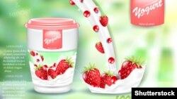 Iaurt, imagine generică