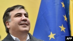 Former Georgian President and ex-Governor of Ukraine's Odessa Mikheil Saakashvili has vowed to return to Ukraine later this month, despite the extradition request. (file photo)