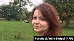 Дочь Сергея Скрипаля Юлия