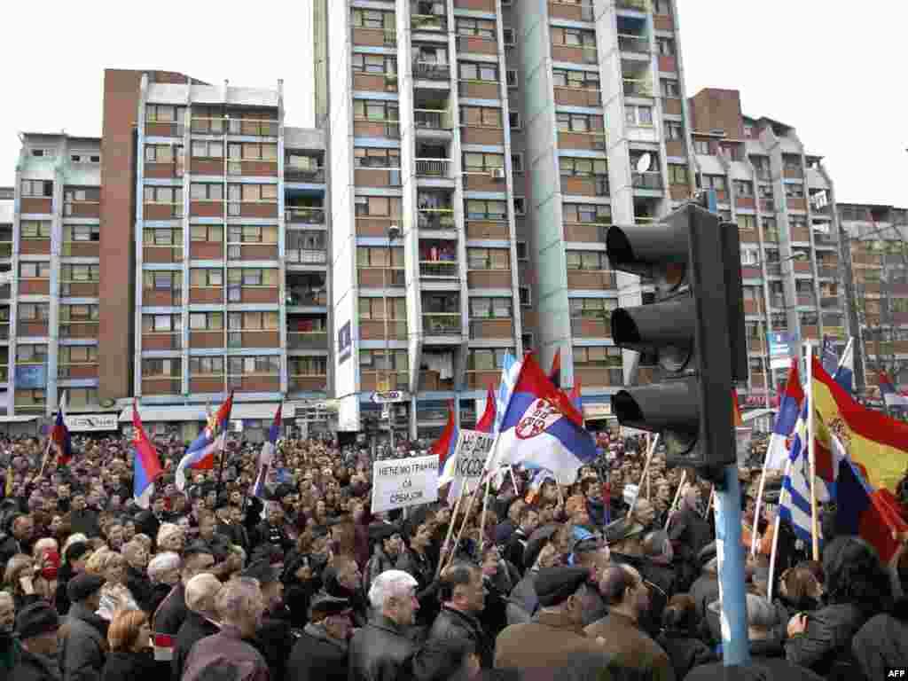 Mitrovica, 17.02.2009.