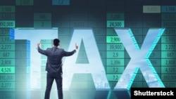 İqtisadiyyat-Biznes-Vergi-Consept
