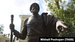 Явыз Иван һәйкәле. Михаил Почуев (ТАСС) фотосы