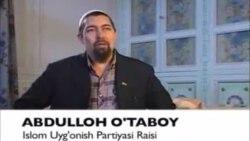 Ислом ва мусулмонлар архивидан: Абдулла Ўтаев қаерда?