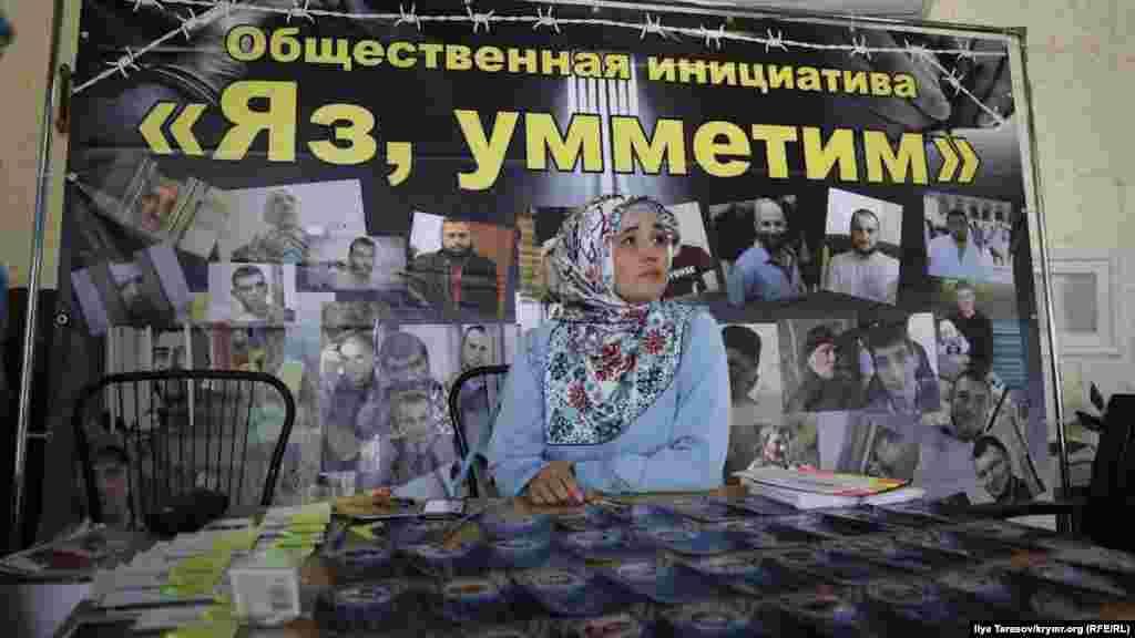 Правозащитница Лутфие Зудиева рассказала о новой инициативе «Пиши, мой народ», цель которой – централизованно собирать письма для политзаключенных. Зудиева надеется, что этаакция станет такой же массовой, как в свое время стал «Крымский марафон»