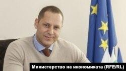 Aleksander Manolev Ministry of Economy Bulgaria deputy minister