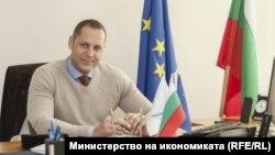 Бившият зам.-министър на икономиката Александър Манолев