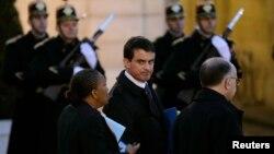 Manuel Vals, naturalizovani Francuz rođen u Barseloni, postao je član partije sa 17 godina