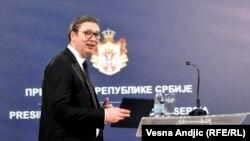 Lidere opozicije više puta nazvao fašistima i tajkunima: Aleksandar Vučić