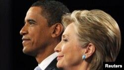 اوباما: هیلری برای ریاست جمهوری نظیری ندارد.