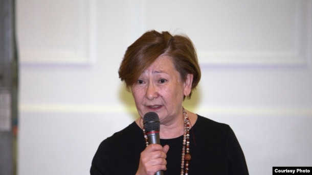 Майра Сулеева, директор центра социализации детей с отклонениями в умственном развитии «Кенес».