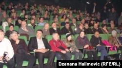 Sa premijere filma, foto: Dženana Halimović